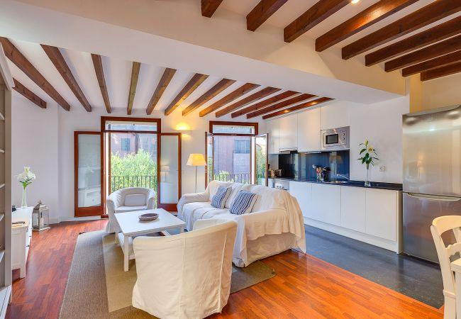 Ferienwohnung in Palma de Mallorca - PALMA COLORS: BLUE (Turismo de Interior Llotgeta)