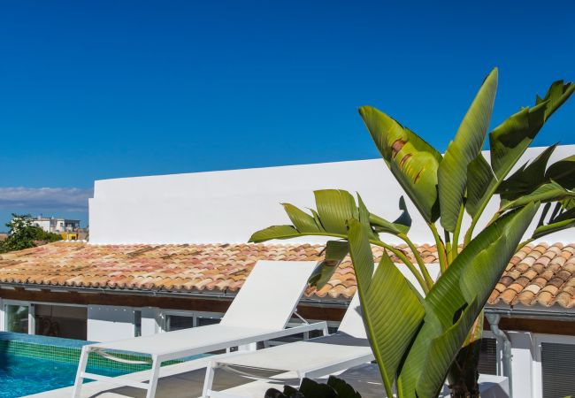 Villa in Palma de Mallorca - VILLA TERRA BLANCA PALMA