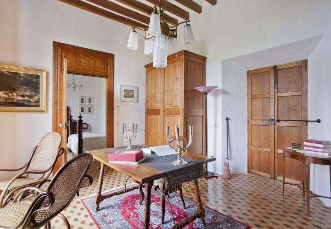Villa en Lloseta - VILLA SON PELAI
