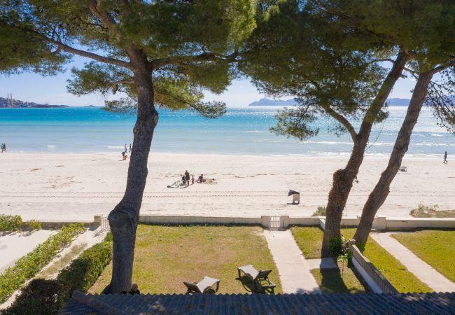 Villa Sea Front Alcudia - Villa Garballó