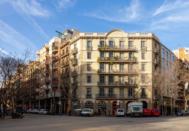 Apartamento en Barcelona - MODERNIST FAMILY BARCELONA APARTMENT
