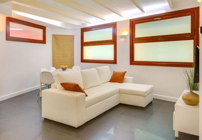 Apartment in Palma de Mallorca - PALMA COLORS: STONE  (Turismo de Interior Llotgeta