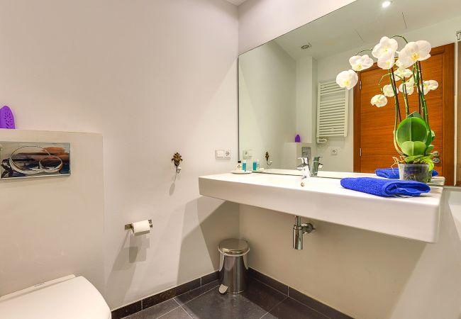 Apartment in Palma de Mallorca - PALMA COLORS: GREY (Turismo de Interior Llotgeta)