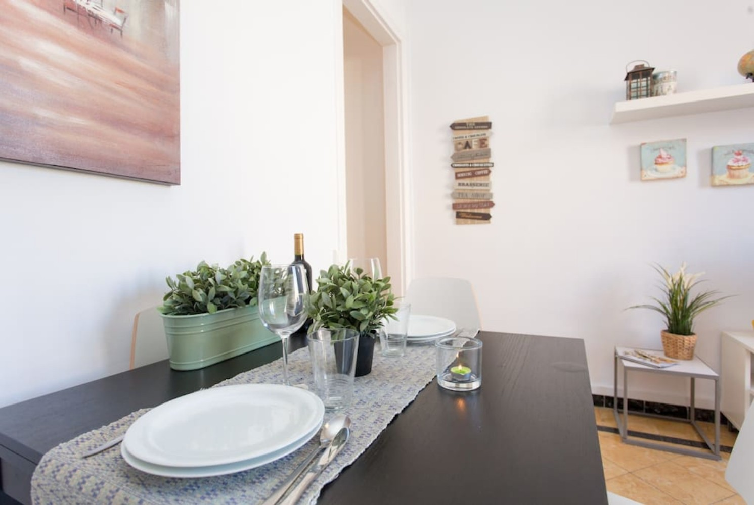 Barcelona Fira 4 Apartment