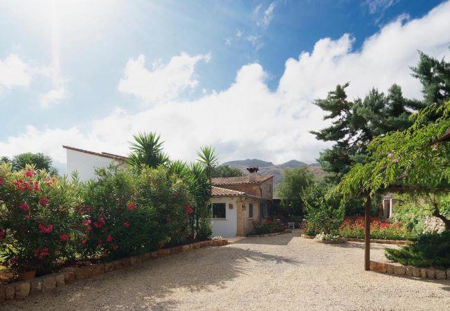 Villa in Pollensa / Pollença - VILLA LA VINYETA