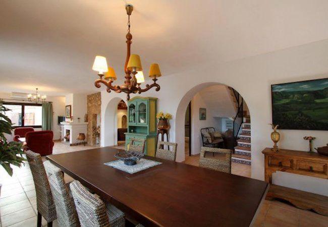 Villa in Manacor - VILLA CAN MOLETA