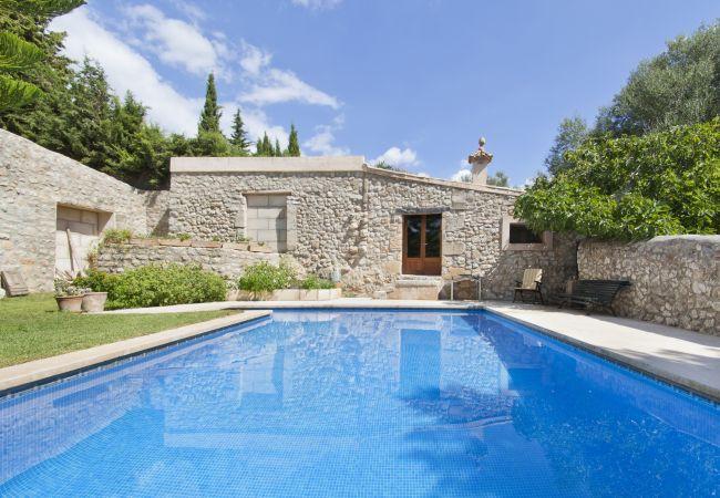 Villa in Lloseta - VILLA SON PELAI