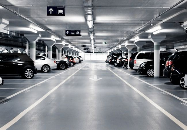 Garage/Parking in Palma de Mallorca - PRIVATE PARKING JAUME III St.