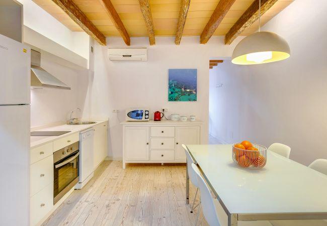 Apartment in Palma de Mallorca - URBAN SUITE PALMA 1 BALCONY