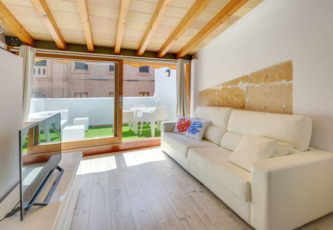Apartment in Palma de Mallorca - URBAN SUITE PALMA 4 PENTHOUSE