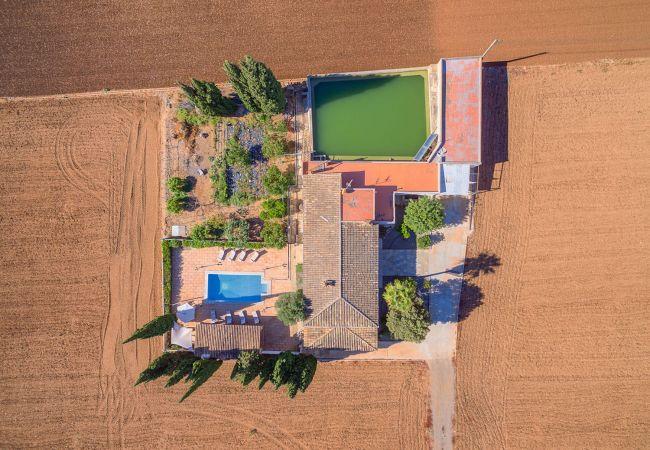 Villa in Sa Pobla - VILLA SILENCI