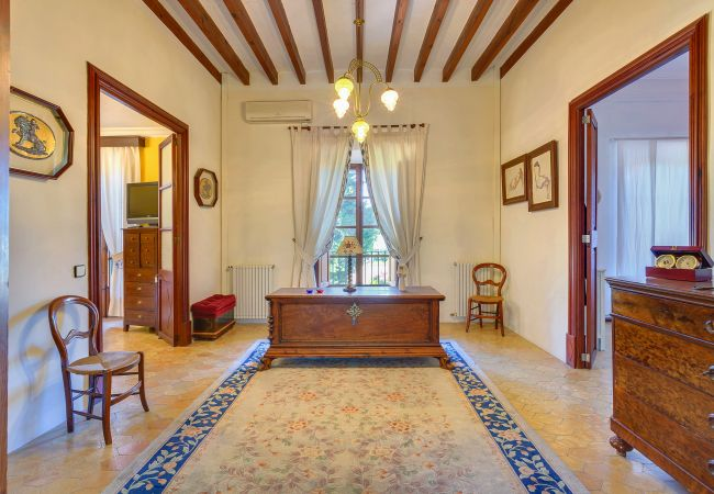 Villa in Alaro - VILLA CAN ROS ALARO