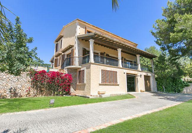 Villa in Bunyola - VILLA TRAMUNTANA BUNYOLA