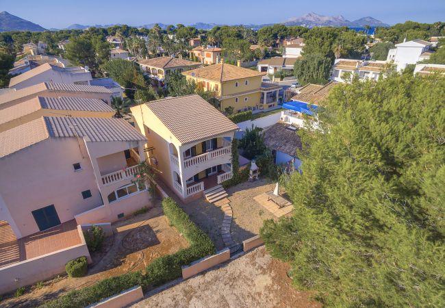 Villa in Platja de Muro - VILLA PLAYA DE MURO by Priority