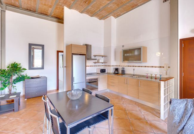 Apartment in Palma de Mallorca - STYLE PALMA 2º B - TURISMO DE INTERIOR