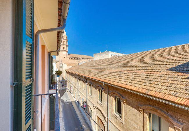 Apartment in Palma de Mallorca - STYLE PALMA 3º B - TURISMO DE INTERIOR
