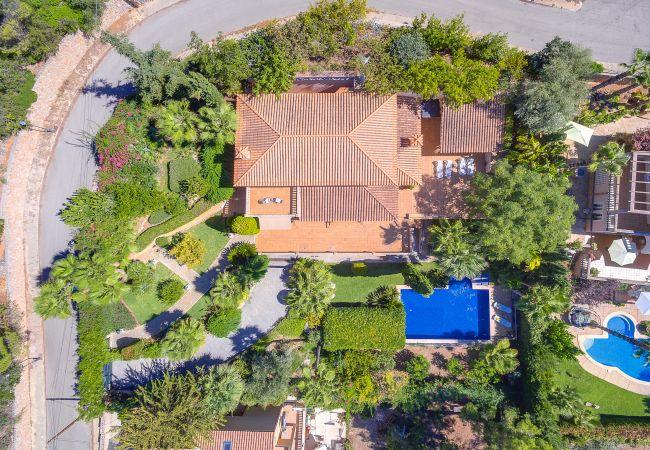 Villa in Bunyola - VILLA TIERRASECA BUNYOLA
