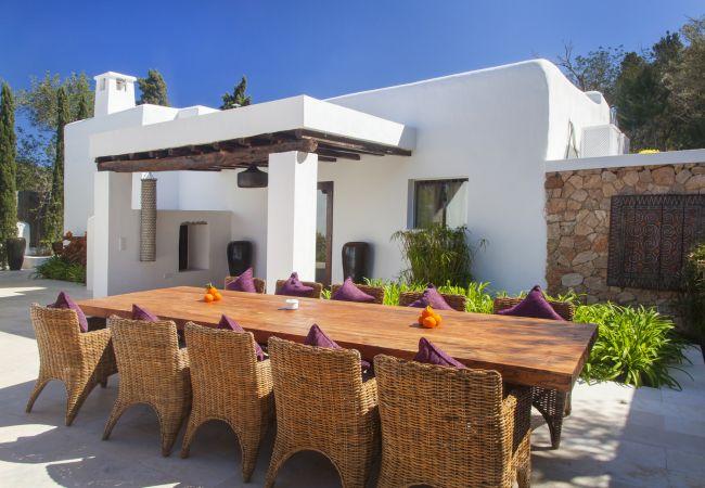 Villa in Santa Eulalia des Riu - VILLA IBIZA LUXURY by Priority