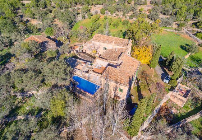 Villa in Valldemossa - VILLA VALLDEMOSSA - Sa Baduia