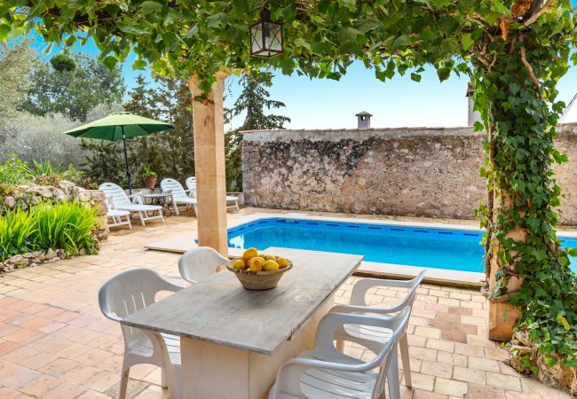 Villa in Puigpunyent - VILLA DEL PINTOR - GALILEA by Priority