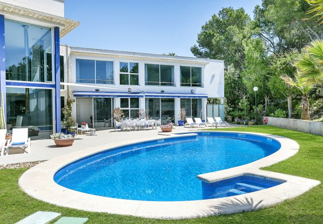 Villa in Llucmajor - VILLA  BAY BLUE by Priority