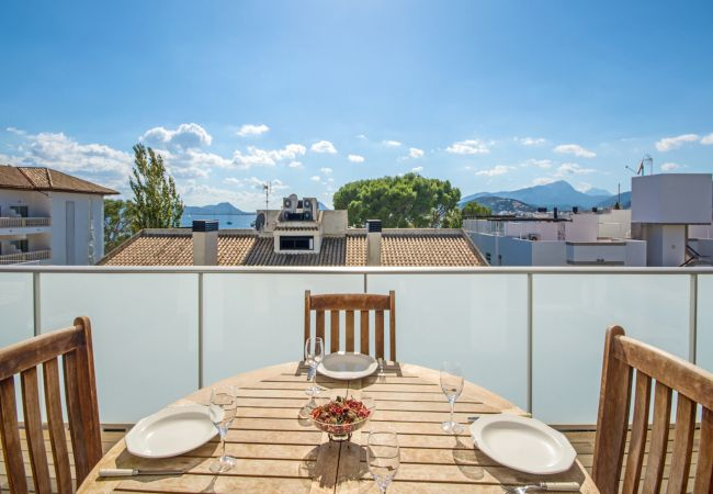Apartment in Port de Pollença - BONANZA APARTMENT PORT POLLENSA by Priority
