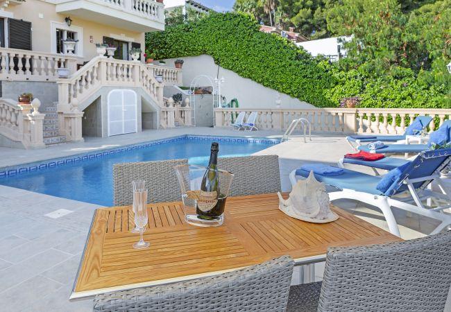 Villa in Portals Nous - VILLA MARIA PORTALS NOUS by Priority