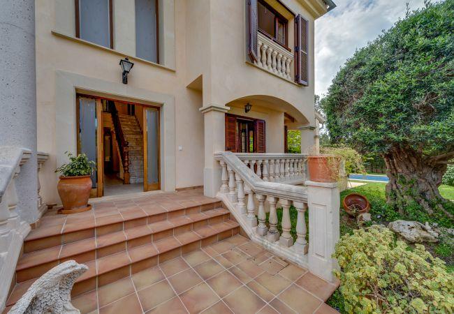 Villa in Sa Cabaneta - VILLA MARRATXI - Can Paquito