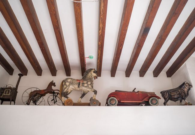 Apartment in Palma de Mallorca - VINTAGE PALMA PALACE (SUPERIOR 5) TI/200