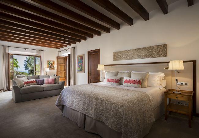 Villa in Banyalbufar - VILLA LUXURY CAN THIAGO