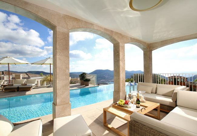 Villa in Port d' Andratx - VILLA LUXURY BELLA by Priority