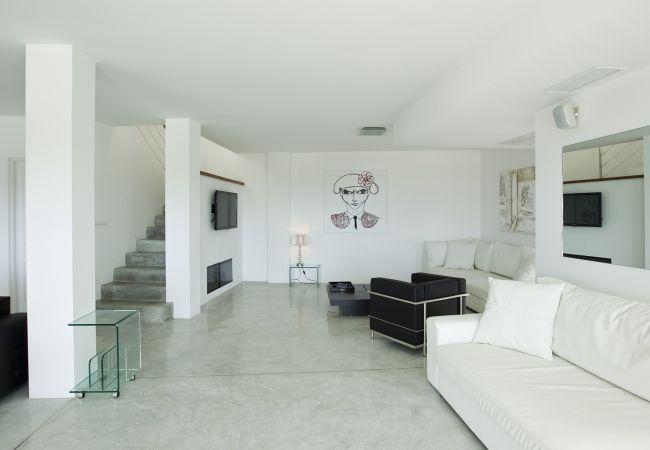 Villa in Sant Antoni de Portmany - VILLA LUXURY CALA SALADA IBIZA
