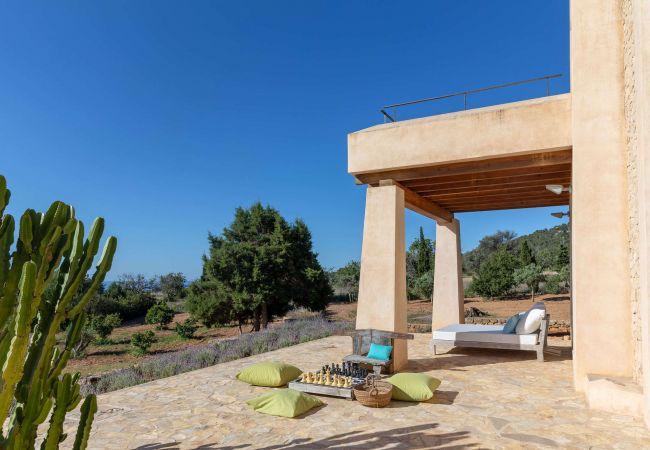 Villa in Sant Josep de Sa Talaia - VILLA LUXURY ES CUBELLS IBIZA