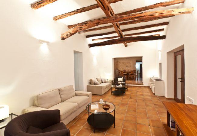 Villa in San Agustín / Sant Agustí d´ es Vedrà - VILLA LUXURY IBIZA CAN CALA BASA