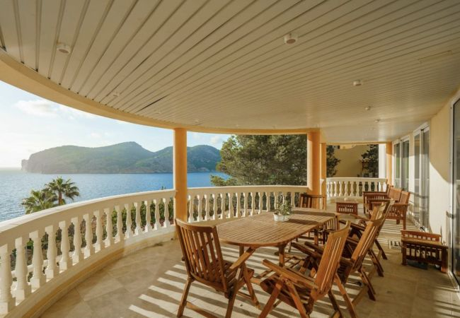 Villa in Andratx - VILLA CAMP DE MAR SEA VIEW